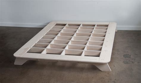 Plywood Bed Frame Mydownloads Bedframe Cnc Plywood P2