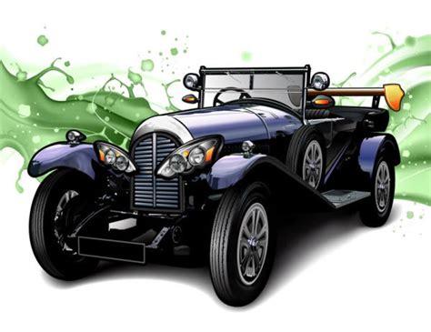 Lu Belakang Mobil Splash splash latar belakang mobil vektor mobil vektor gratis gratis