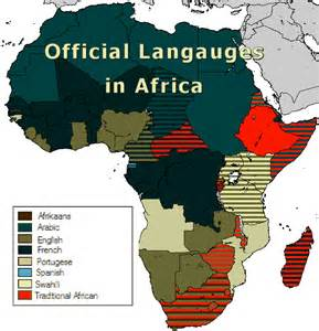 what countries as their official language official languages language