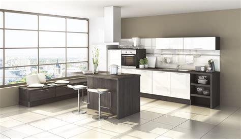 einbauküche küchenzeile wohnzimmer gr 252 n