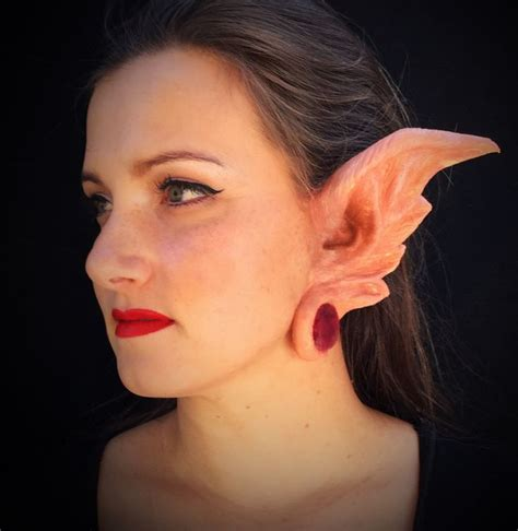 1000 images about behind ear hair on pinterest short 1000 images about foam latex ear sets on pinterest