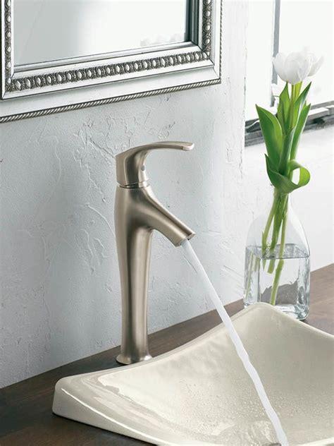 kohler demilav wading pool vessel sink in white faucet com k 2833 0 in white by kohler