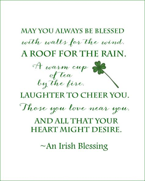 Wedding Blessing In Your Garden by An Blessing Free Printable On Sutton Place