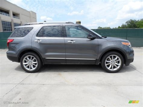 Ford Explorer Xlt 2013 by Sterling Gray Metallic 2013 Ford Explorer Xlt Exterior