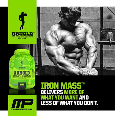 a supplement of an angle is six times iron mass by arnold schwarzenegger series at bodybuilding