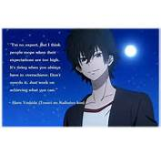 Anime Best Friend Quotes