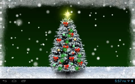 christmas crystal ball lwp android apps on google play