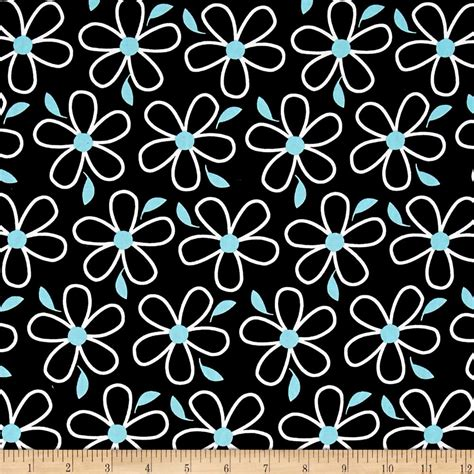 quilting fabric black and white fabric