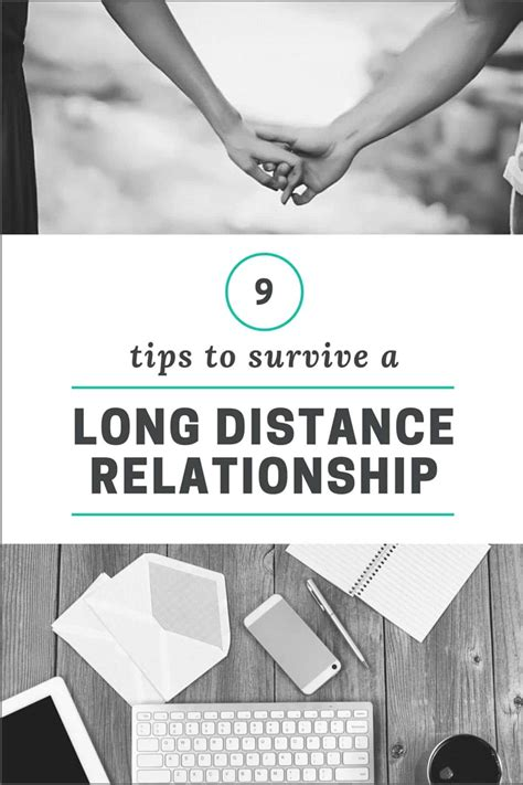 9 Tips To Make Sure You Stay Together by 9 Tips To Make A Distance Relationship Work Well