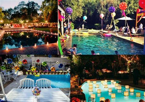 pool party decorations make your pool party the ultimate summer destination