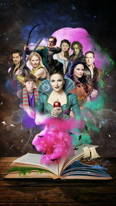 wallpaper iphone 5 once upon a time once upon a time era uma vez pinterest pap 233 is de