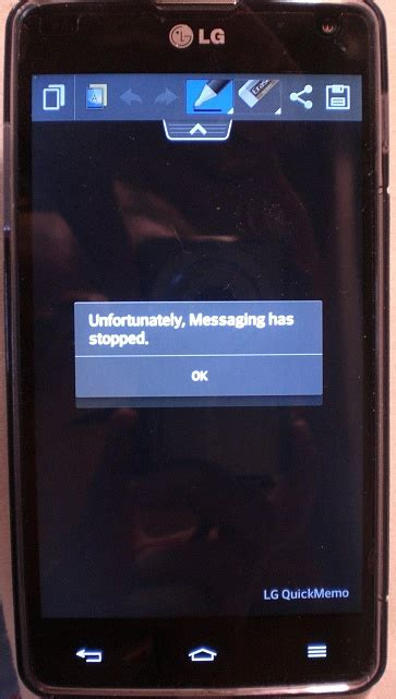 unfortunately android phone has stopped unfortunately messaging has stopped android forums at androidcentral