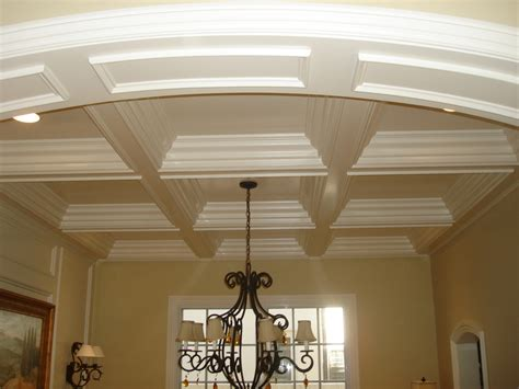 foam coffered ceiling coffered ceilings carpentry you