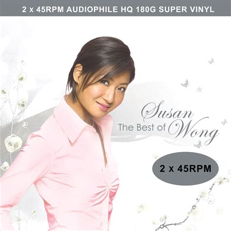 Susan Wong In the best of susan wong susan wong mp3 buy tracklist