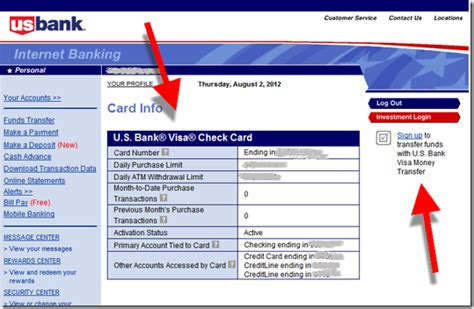 Transfer Amazon Gift Card To Debit Card - us bank adds debit card section to online banking finovate