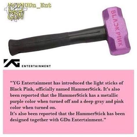 light pink sticks blackpink s official light stick blink 블링크 amino