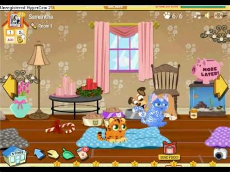 my happy room my 2 rooms in happy pets youtube