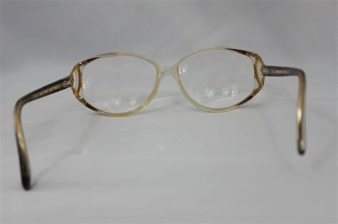vintage sferoflex made in italy glasses frames m355