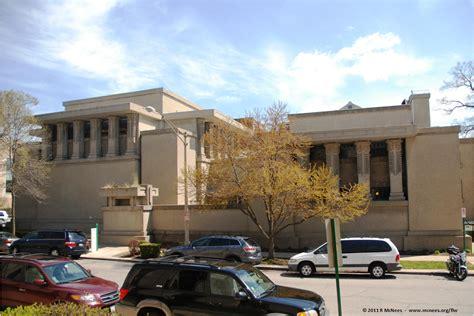 Frank Lloyd Wright Prairie Home by Frank Lloyd Wright Unity Temple In Oak Park Il