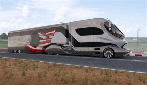 Luxury Caravan by Autocaravanas De Alto Lujo Las Mejores Autocaravanas Del