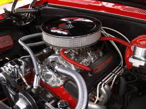 Chevrolet 350 Engine The Small Block At 60 History Facts More About The