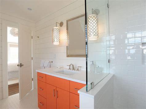 meer dan 1000 idee 235 n orange bathroom decor op oranje badkamers verbrande