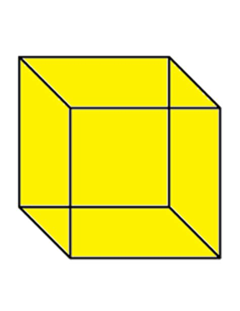 figuras geometricas y sus partes cortando un cubo en 6 partes con 5 cortes acertijos y