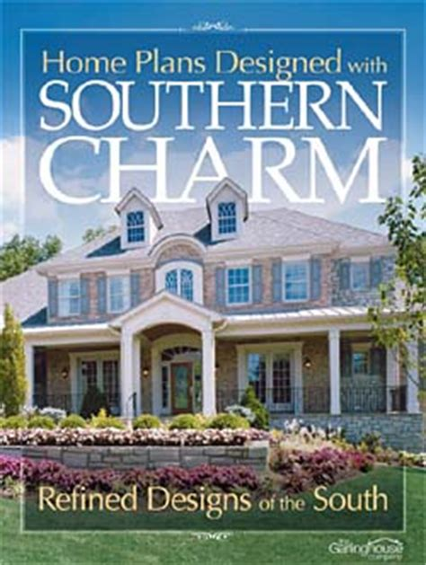 Home Design Plans Books Home Plans With Southern Charm At Familyhomeplans