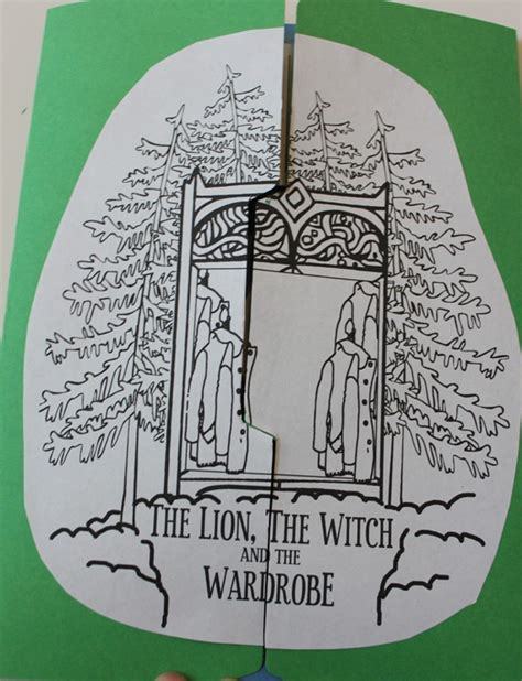 The The Witch And The Wardrobe Activity Sheets by The The Witch The Wardrobe Unit Study