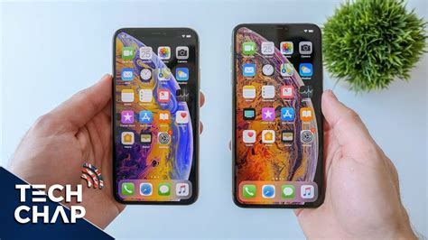 iphone xs vs xs max which should you buy the tech chap