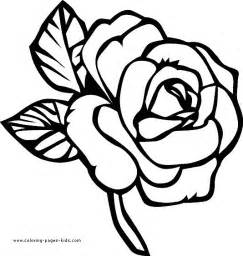 coloring pictures of flowers best 25 flower coloring pages ideas on