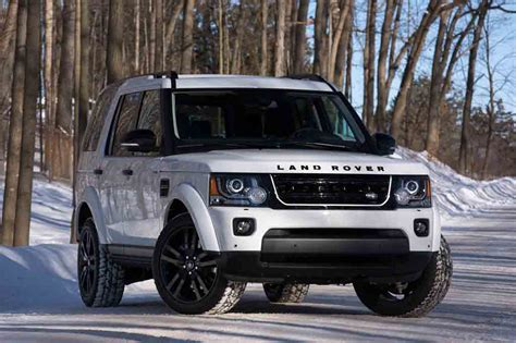 lr4 land rover 2017 2017 land rover lr4 an entire new automobile carbuzz info