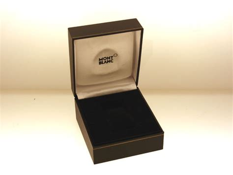 Premium Bracelet Montblanc Brand Buckle Leather Stanless Box For Sale 125 1999 Mont Blanc 75th