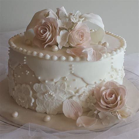 Wedding Cake Recipes by Wedding Cakes One Tier Wedding Cakes Simple