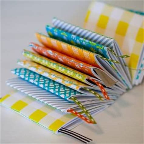 Craft Paper Notebook - albums and journals tip junkie
