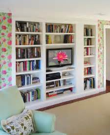 Decorating Built In Bookshelves Built In Bookcases Decobizz