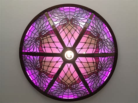 stained glass ceiling dome stained glass domes pinterest