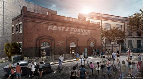 fast and furious universal orlando new fast furious ride just one new attraction racing