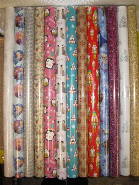 5 40 metres wrapping paper gift wrap christmas birthday