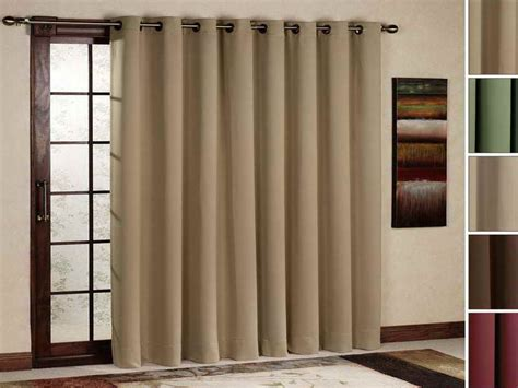 Curtains For Sliding Glass Doors Doors Amp Windows Drapes For Sliding Glass Doors Draping