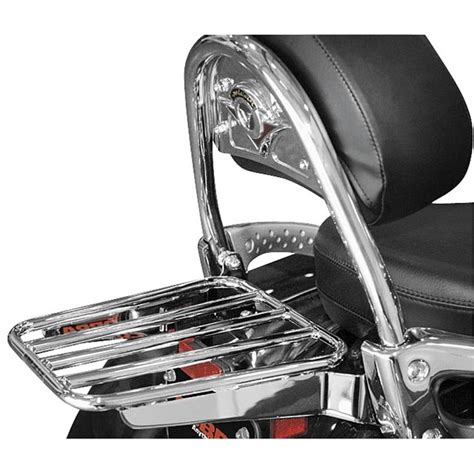 Sissy Bar Luggage Rack by Sissy Bar Luggage Racks Powersports Discount