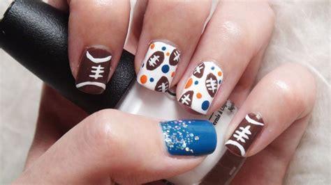 super cute brown bear pattern fake nails japanese pure 112 best football nail art images on pinterest football