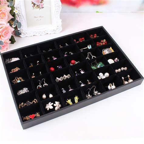 Hair Accessories Organizer Shelf by Jewelry Set Box Cosmetics Earrings Organizer Holder Hair