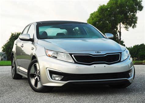 2012 Kia Optima Hybrid Specs 2012 Kia Optima Hybrid Premium Tech Review Test Drive