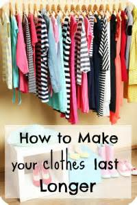 9 Practical Ways To Keep Your Safe Ways To Keep Your Clothes Lasting Longer 9 Pratical Tips
