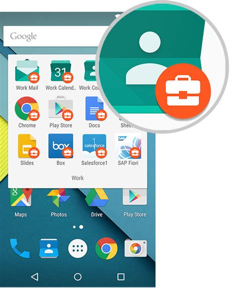 does own android how android for work makes byod a reality