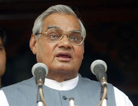 atal bihari vajpayee latest news videos photos times government to confer bharat ratna on vajpayee and pandit