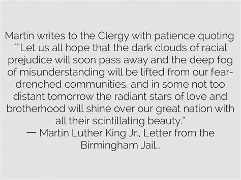 Martin Luther King Jr Birmingham Letter Summary by Letter From Birmingham By Mariagrimmy