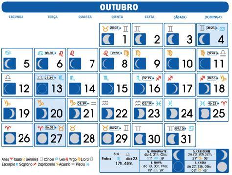 Calendario Lunar Outubro 2017 Como Ganhar No Jogo Do Bicho Usando O Calend 225 Lunar