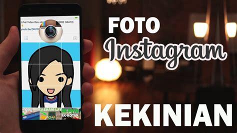 cara membuat instagram banyak yang like cara membuat foto puzzle di instagram yang kekinian